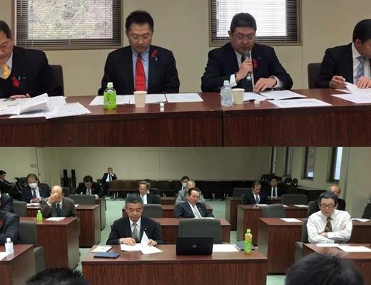 2016年2月4日 憲法改正勉強会にて講師を務める