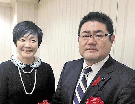 安倍昭恵総理夫人と